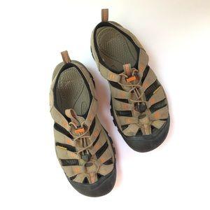 Keen Newport H2 Sandals brindle sunset 1012203